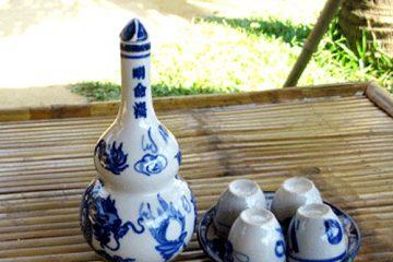 Khám phá quy trình nấu Rượu Kim Sơn thơm ngon